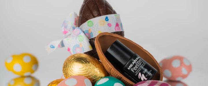 Le vernis de Pâques : Une chasse forte en chocolat ! #ChasseTonPeelOff
